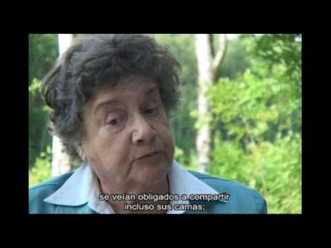 Betty Meir relata sobre las dificultades diarias en el campo de Bergen-Belsen