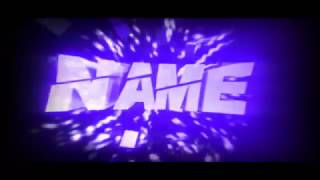 Panzoid Intro Template (50 Likes?) Insane Red Intro Sync! Looks like