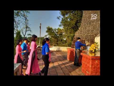 Bài dự thi Video thiếu nhi các dân tộc Việt Nam hát Quốc ca tại các địa chỉ đỏ - THCS Đắc Sơn