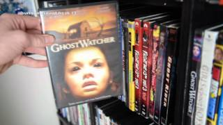 My Horror Movie Collection DVD's