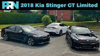 Just a Fast Kia? | 2018 Kia Stinger GT Limited | TestDrive Spotlight