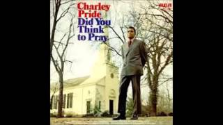 CHARLEY PRIDE   THIS HIGHWAY LEADS TO GLORY