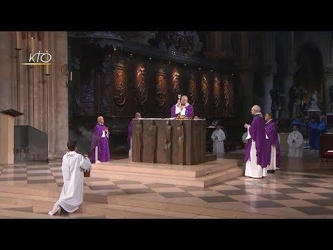 Messe du 10 décembre 2017
