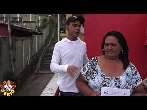 Alex Telles e Esposa reclamam da Situação do Ambulatório de São Lourenço da Serra no Governo Arizinho