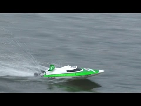 Feilun – FT009 High Speed RC Boat – Review and Maiden Run