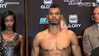 GLORY 19: Weigh Ins