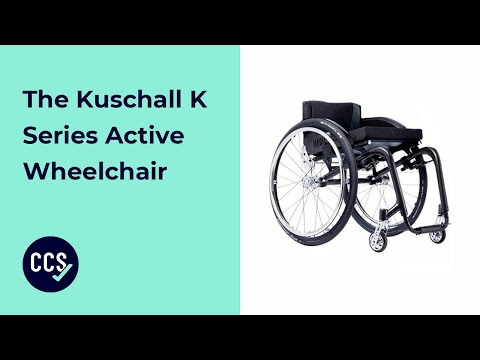 Kuschall K-Series Active Wheelchair