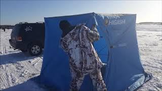 Палатки для зимней рыбалки курган