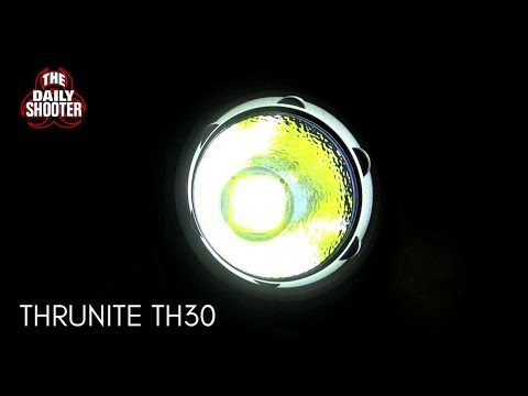 This Little Flashlight Is Incredible!! 3,350 Lumens Thrunite TH30 Review