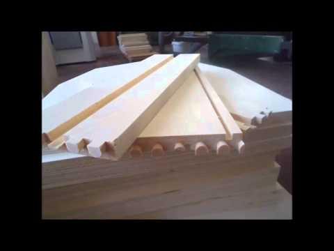 Montaggio dei Cassetti con Coda di Rondine - 2 Elle Falegnameria Artigianale Toscana