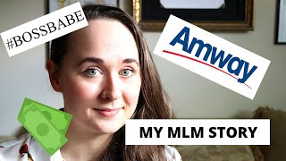 My Amway Experience (Being in a Pyramid Scheme, MLM, Why I left, What I learned)