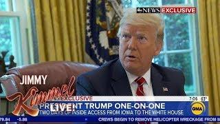 Trump's Collusion Confusion & Sarah Huckabee's Departure