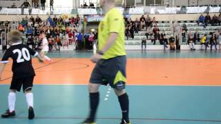 preview picture of video 'Kaszub CUP 2014 - Jaguar Gdańsk - Dragon Bojano rocznik 2005'