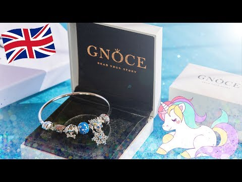 GNOCE bracelet and CHARMS unboxing and review! – AMAZING quality!!!