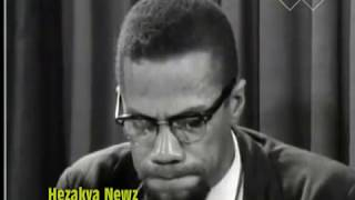 MALCOLM X INTERVIEW.