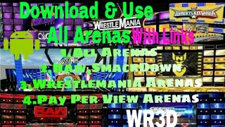 New)Download wwe wr3d mod for android Commentry + New all