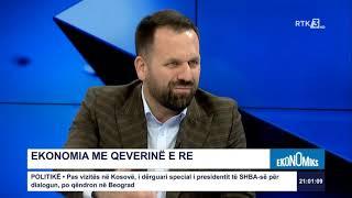 RTK3 Ekonomiks - Ekonomia me qeverinë e re 10.10.2019