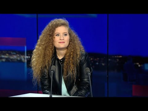 Ahed Tamimi: 'We are all fighting for our freedom as Palestinians'