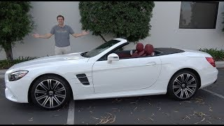 Here's Why the Mercedes-Benz SL Is Failing