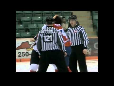 Brett Roulston vs. Jeremy McIntosh