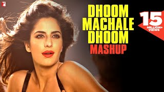 Mashup: Dhoom Machale Dhoom | DHOOM:3 | Katrina Kaif