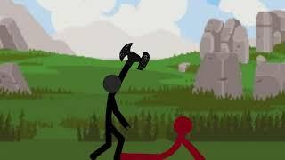 Драка в рисуем мультфильмы 2
