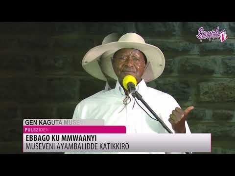 Pulezidenti Museveni awabudde bannauganda ku bbago epya erikwatta ku balimi b'emwanyi
