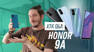 Q&A Honor 9A: TODO lo que hay que saber sobre el móvil más barato de Honor