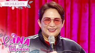 Vice Ganda notices Janice's shades | It's Showtime Reina Ng Tahanan