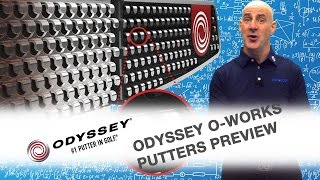 Odyssey O-Works Putter Insert Preview
