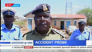 Isiolo police investigate an accident that claimed life of a local senior chief