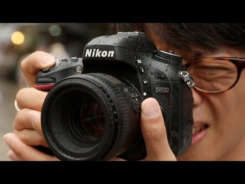 Nikon D600 Hands-on Review