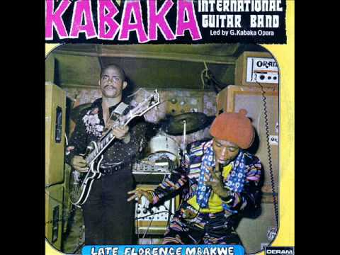 kabaka international guitar band - ebeman