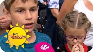 Freibäder sterben aus! Kinder verlernen schwimmen! | SAT.1 Frühstücksfernsehen | TV