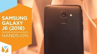 Samsung Galxay J6 (2018) Hands-on: A baby Galaxy A6?