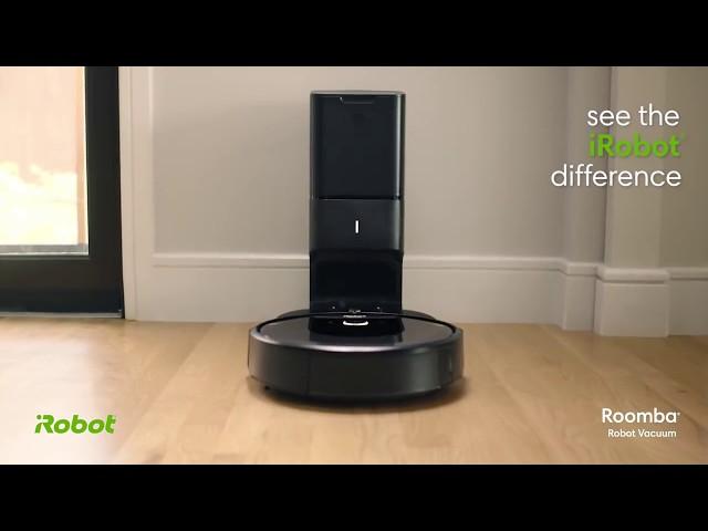 Робот-пылесос Roomba i7 научился самостоятельно выбрасывать собранный мусор