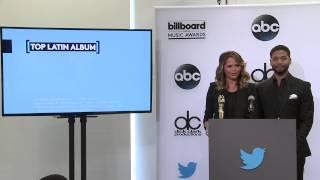 Top Latin Album Finalists - BBMA Nominations 2015