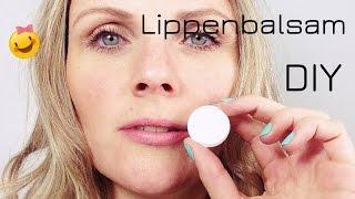 BIO Lippenbalsam in 5 Min. selber machen - Bienenwachs, Kokosöl, Vitamin E