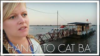HANOI TO CAT BA ISLAND