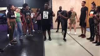 Teni   ASKAMAYA | HomeBros Afrobeats Choreography