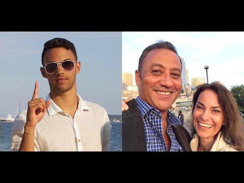 HPH con Paola y Conrado Leslie, el 14 de enero