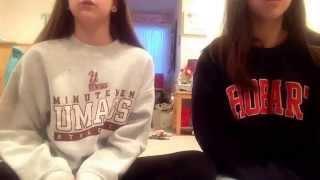 Taylor and Chloe: Gone Gone Gone Bu Phillip Phillips Duet