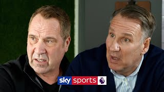 Arsenal legends Seaman, Merson and Groves open up about their battles with mental health