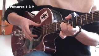 Let her go (Passenger) - Tuto guitare + TABS