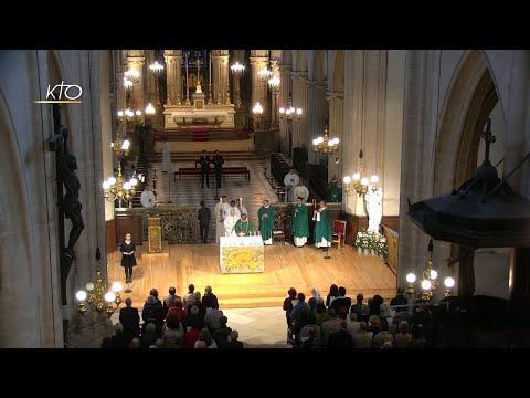 Messe du 29 septembre 2019