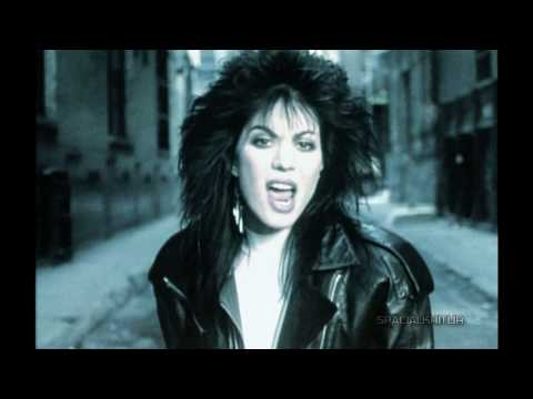 I Hate Myself for Loving You performed by Joan Jett & The Blackhearts