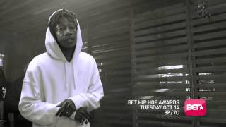 Wiz Khalifa in the BET Cyphers OCT 14