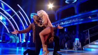 Colin Salmon & Kristina Rihanoff - Cha Cha - Week 1 - Strictly Come Dancing 2012