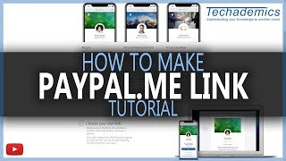 How To Create A PayPal.Me Link | PayPal.Me Tutorial
