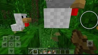 Выживание Майнкрафт джунгли часть 5